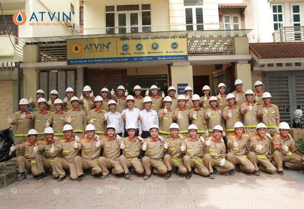 Dịch vụ sửa chữa thang máy của ATVIN là sự lựa chọn tin cậy dành cho bạn
