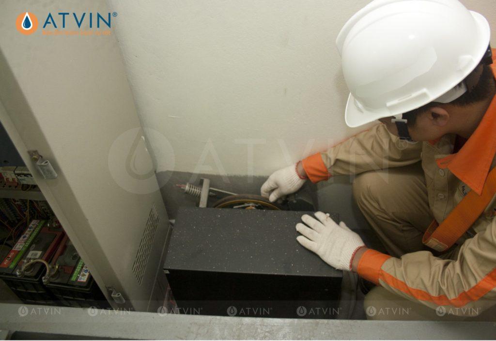 Các thiết bị an toàn được đặc biệt chú ý khi lắp đặt thang máy, đảm bảo an toàn trong quá trình sử dụng