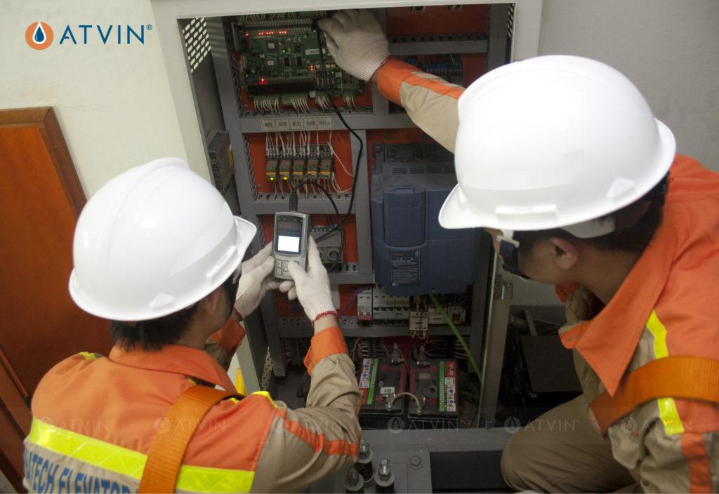 Thực hiện bảo trì bảo dưỡng thang máy gia đình định kì để có phương án tiết kiệm điện năng